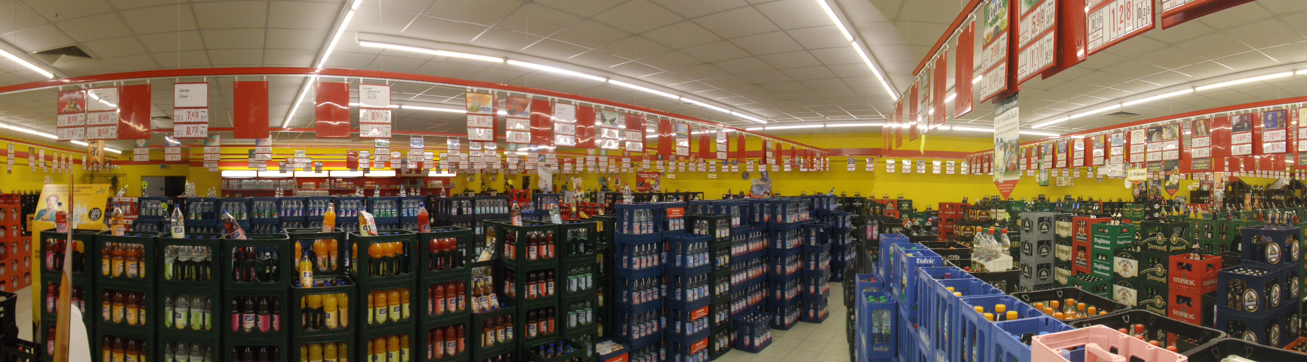 Verkaufsagentur Sachsenland Trinkparadies - Märkte
